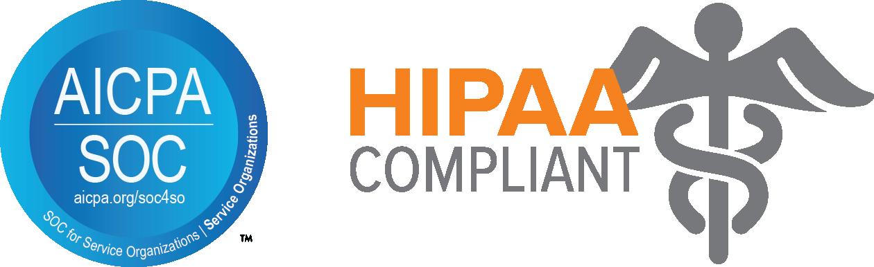 SOC2 HIPAA Compliant Records Sharing
